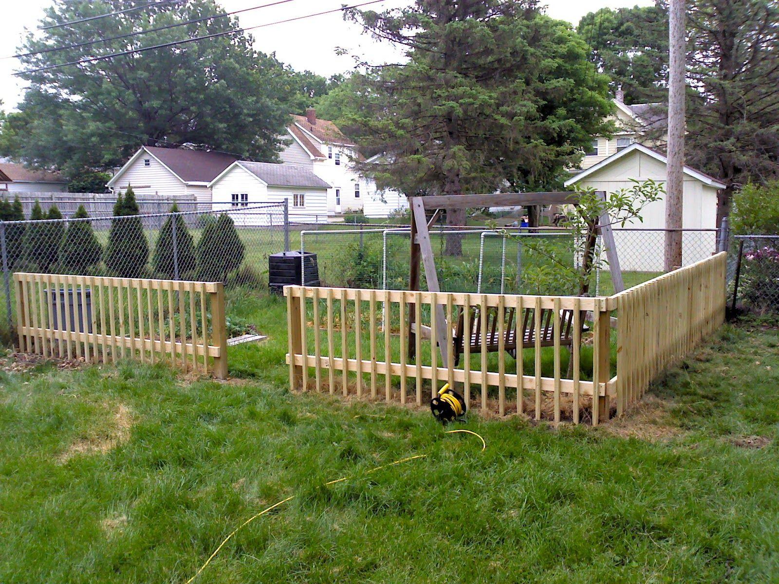 Merveilleux Fence Ideas Site