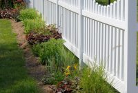 22 Vinyl Fence Ideas For Residential Homes for dimensions 870 X 1022