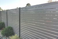 Aluminium Slat Fencing Bunnings Fences Ideas inside measurements 2986 X 1674