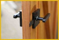 Astonishing Fence Gate Latch Ideas Publizzity Image Of Lock Keypad in proportions 1550 X 1050