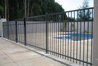 Awesome Aluminum Pool Fence Panels throughout sizing 1024 X 768