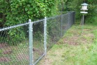 Awesome Chain Link Fence Post Redesigns Your Home With More pertaining to size 3072 X 2304