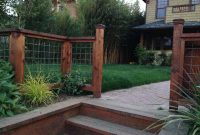Awesome Great Front Yard Privacy Fence Ideas W 3015 Creative Fences pertaining to measurements 3264 X 2448