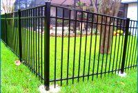 Awesome Ironcraft Fencing Fence Decorativedesignideasideadecor regarding sizing 2304 X 1728