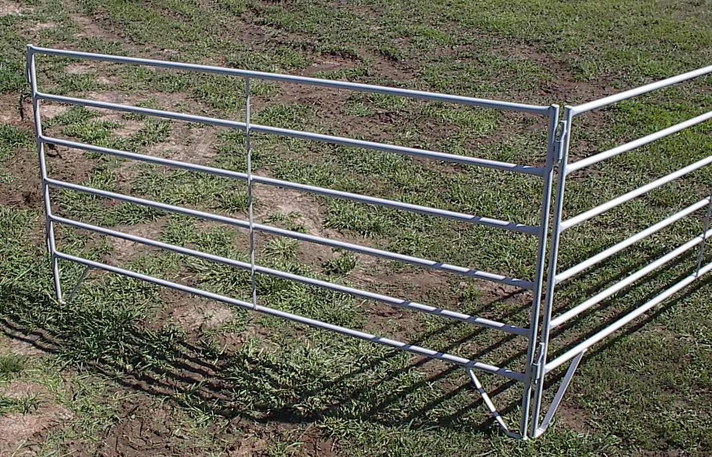Beautiful Steel Fence Panels Livestock intended for dimensions 1414 X 907