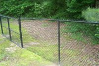 Bending Top Rail Chain Link Fence Fences Design within measurements 1354 X 840