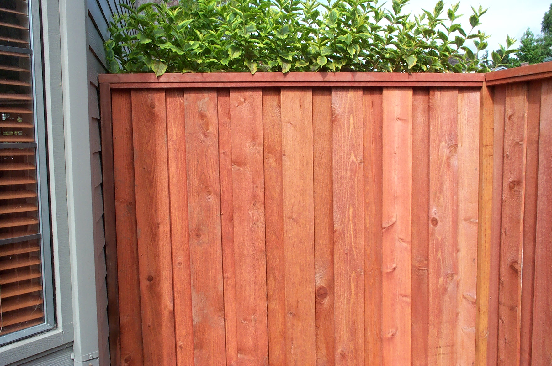 Best Fence Stain Ideas Cole Papers Design Use The Fence Stain Ideas with regard to size 1760 X 1168