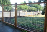 Black Hog Wire Fence Panels Fence Ideas Best Hog Wire Fence intended for measurements 1024 X 768