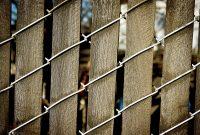 Chain Link Fence Wood Slats Famous Slats For Chain Link Fence Wood with proportions 1600 X 1067