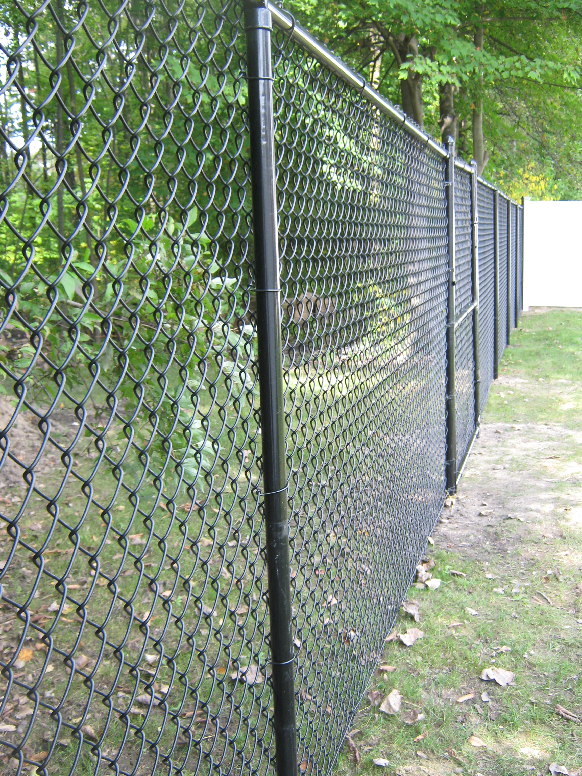 Chain Link Sadler Fence And Staining Llc For Dimensions