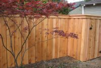 Clear Stain Board On Board Fence throughout proportions 2048 X 1536