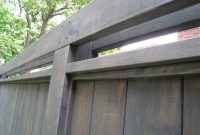 Close Up Detail Of The Fence And Stain Porches Patios Decks inside proportions 1600 X 1200