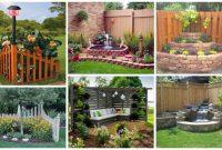 Corner Fence Landscaping Ideas On Landscape Edging Ideas Pool inside sizing 1366 X 768
