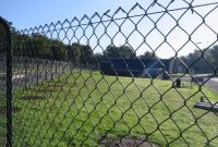 Different Colors Stainless Steel Chain Link Mesh Fence For regarding measurements 1024 X 768