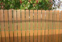 Diy Dog Fence Cat Proof Design Idea And Decorations Installation with regard to sizing 1024 X 768