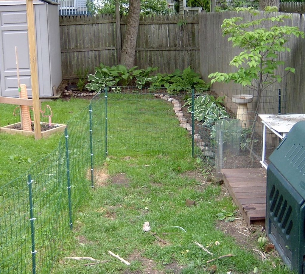 large dog fencing ideas • fence ideas site