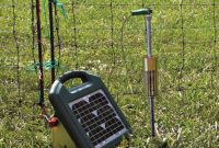 Electric Fencing Kit Solar Purely Poultry in size 900 X 900