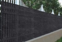 Fence Chain Link Fence Privacy Slats Tube Slats Outdoor Privacy with regard to dimensions 1000 X 1000