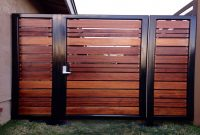 Fences Modern Wooden Fences And Gates Patio Fence Designs Modern intended for measurements 1280 X 960