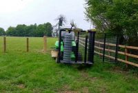 Field Estate Stock And Equestrian Wire Fencing With An Avant inside size 1280 X 720
