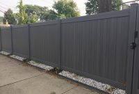 Glenview Bufftech Fencing Glenview Bufftech Vinyl Fencing with regard to proportions 3264 X 2448