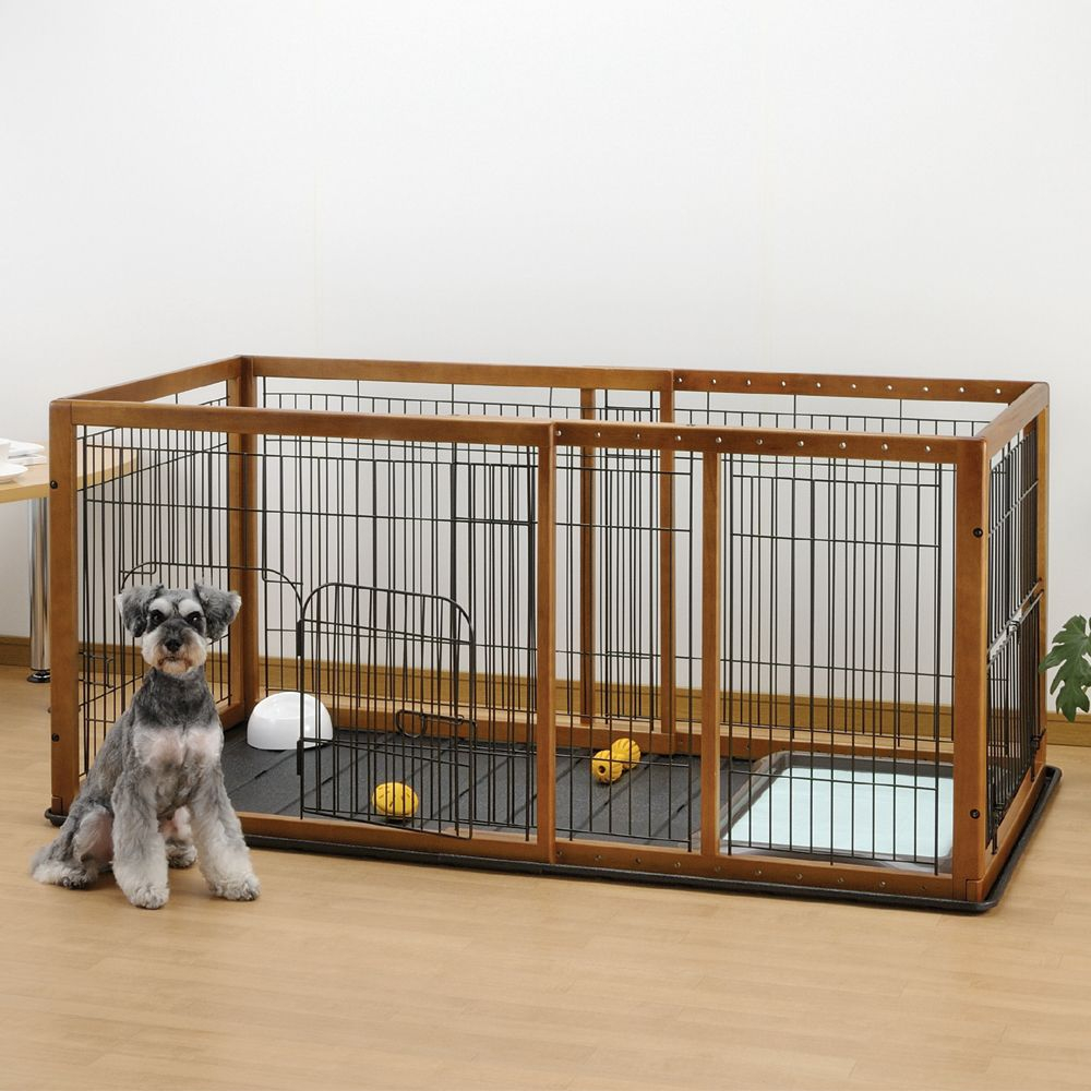 Indoor Dog Fencing Ideas Design Idea And Decorations Ideal Dog in dimensions 1000 X 1000