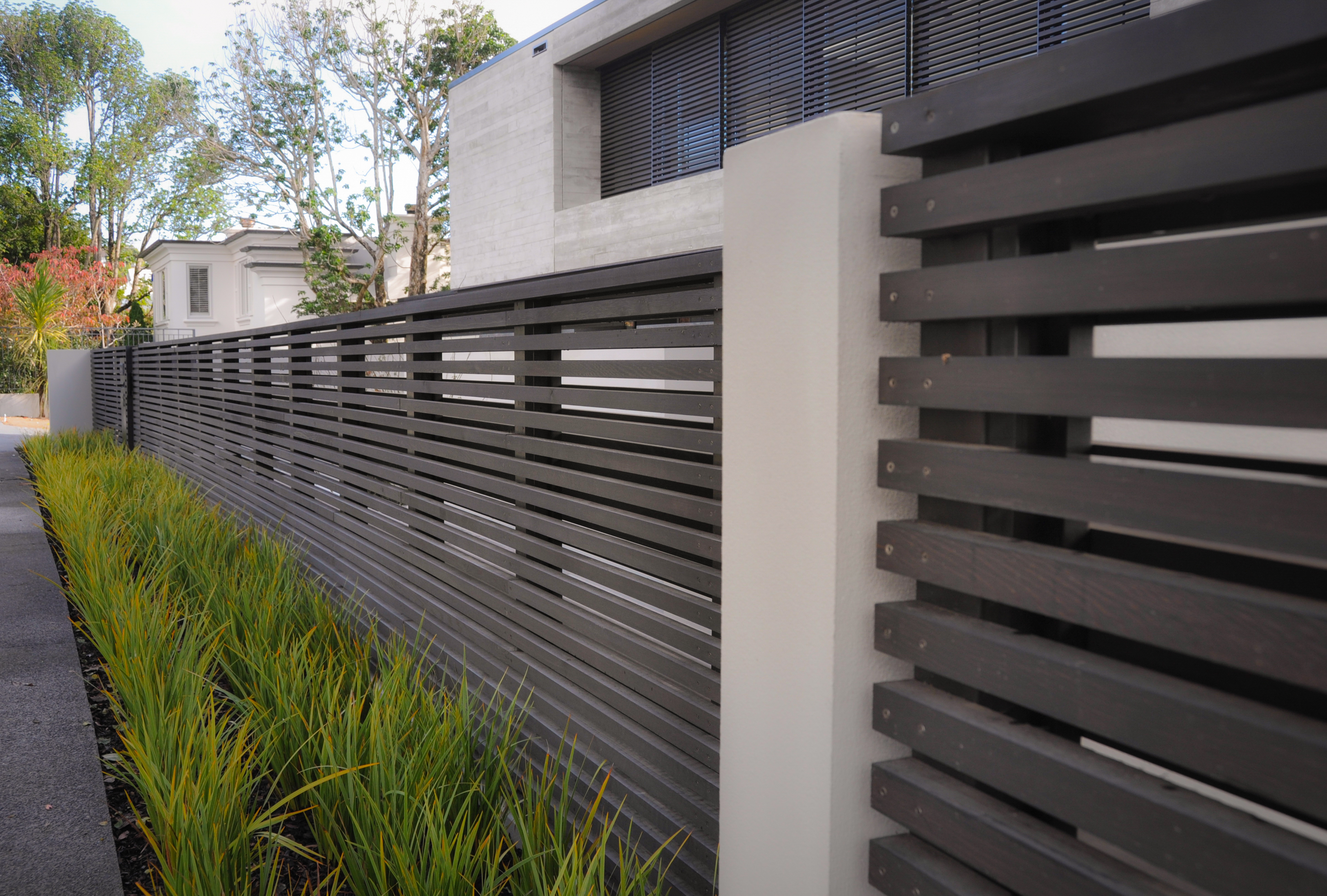 Horizontal Fence Designs Nz Fence Ideas Site