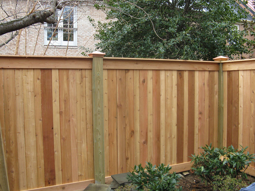 Lovely 4 Foot Wood Fence Fence Galleries In Size