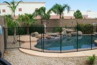 Mesh Pool Fencing Dcs Pool Barriers throughout size 1024 X 768
