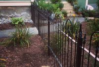 No Dig Fence Iron Peiranos Fences More Ideas To Build No Dig Fence pertaining to measurements 1280 X 1280