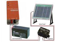 Ontrol Wireless Dc 12v Solar Power Electric Fence Energizer Electric regarding measurements 1000 X 1000