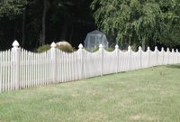Picket Fence Vinyl Fence In A Variety Of Colors And Styles for dimensions 4752 X 3168
