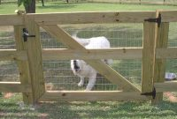 Please Excuse The Scary Dog We Love This Barn Style Fence And Diy for sizing 1573 X 899