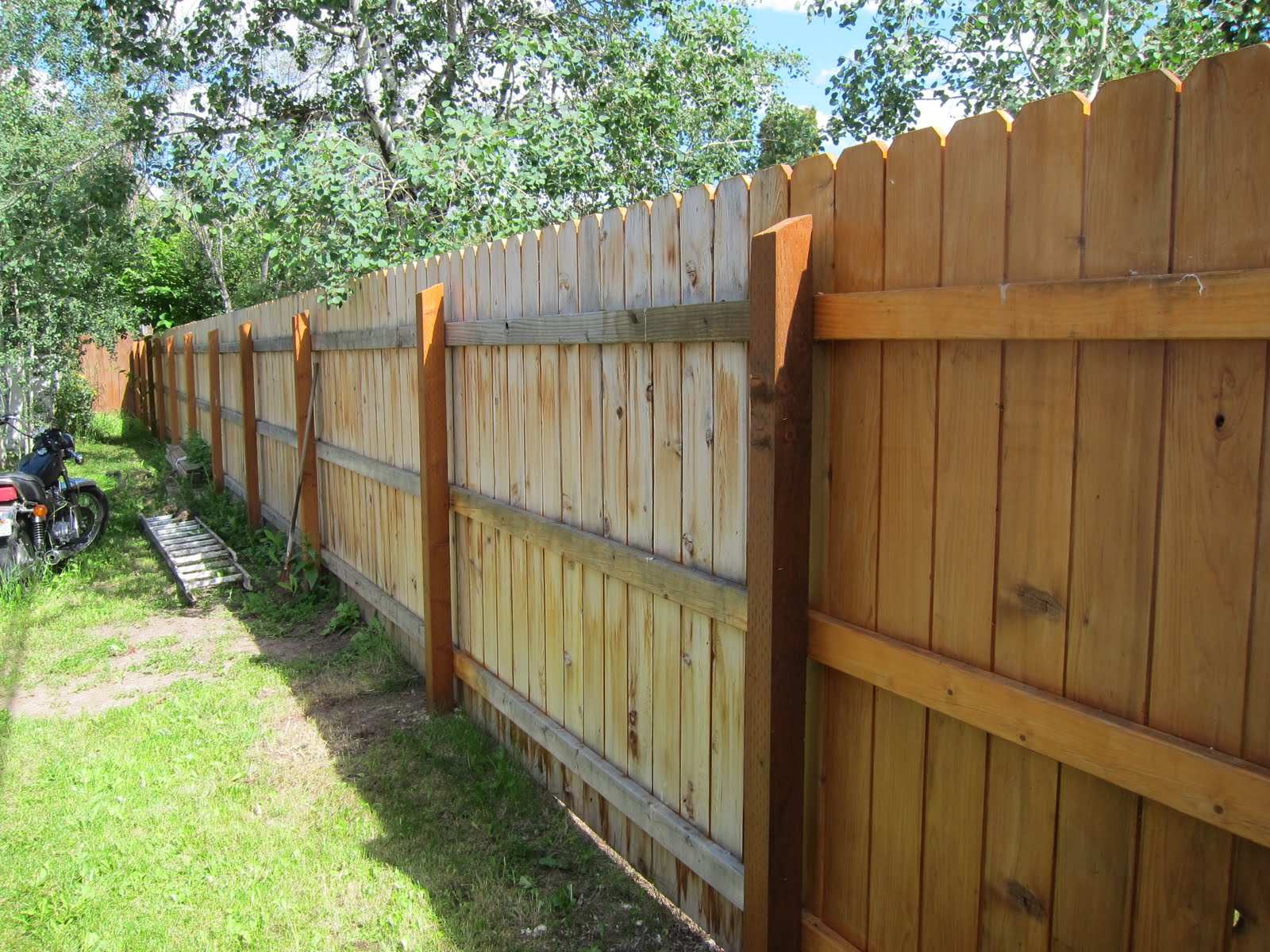 Popular Fence Stain Cole Papers Design Use The Fence Stain Ideas intended for size 1600 X 1200