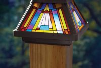 Post Lights Led Fence Post Light Solar Lights For Hanging Fences throughout dimensions 796 X 1024