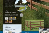 Post Rail Miller Fence in measurements 796 X 1030