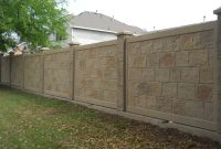 Precast Concrete Fence In Dallas inside size 4000 X 3000