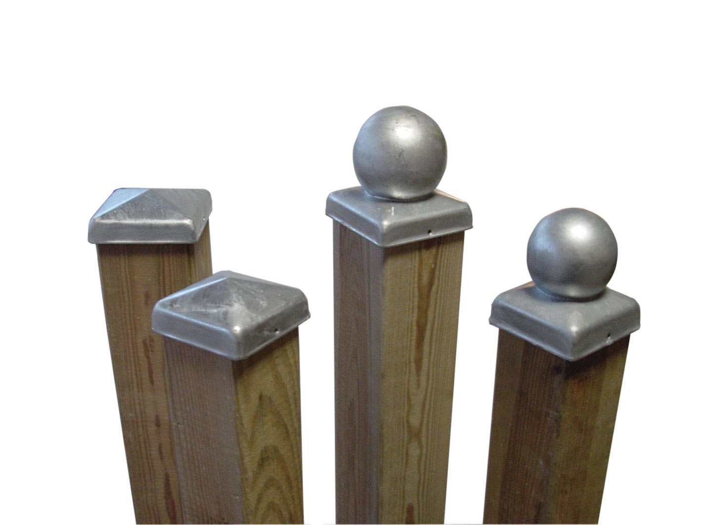 Pristine Wrought Iron Fence Post Caps Knowing Fence Post Caps Types for size 1417 X 1063