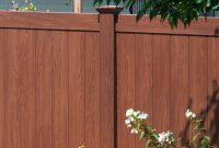 Rosewood Wood Grain Illusions Pvc Vinyl Privacy Fence Illusions regarding dimensions 1000 X 1000