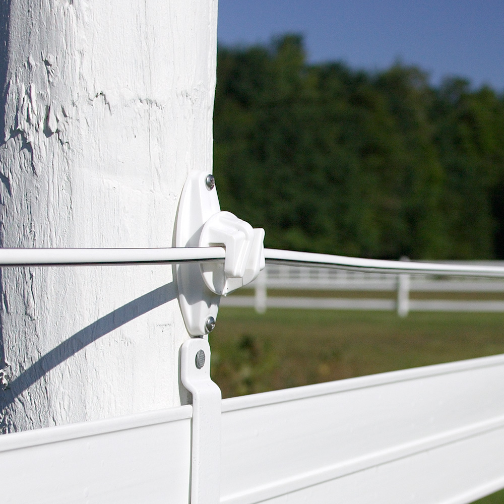 Shockline Flex Fence Electric Coated Wire Ramm Horse Fencing Stalls for size 1000 X 1000