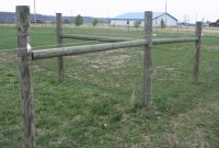 Smooth Wire Fencing With Hot Wire For Horses Horse Ideology for dimensions 1809 X 1386