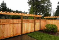 Snohomish Fence Sublime Garden Design Landscape Design with proportions 1942 X 1400