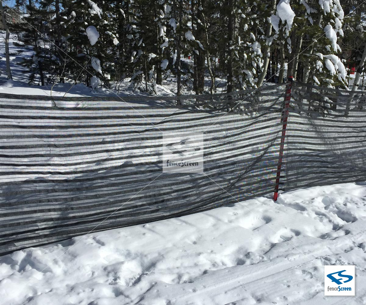 Snow Event Fencing 100 Ft X 4 Ft Green Black Blue with regard to proportions 1200 X 1000