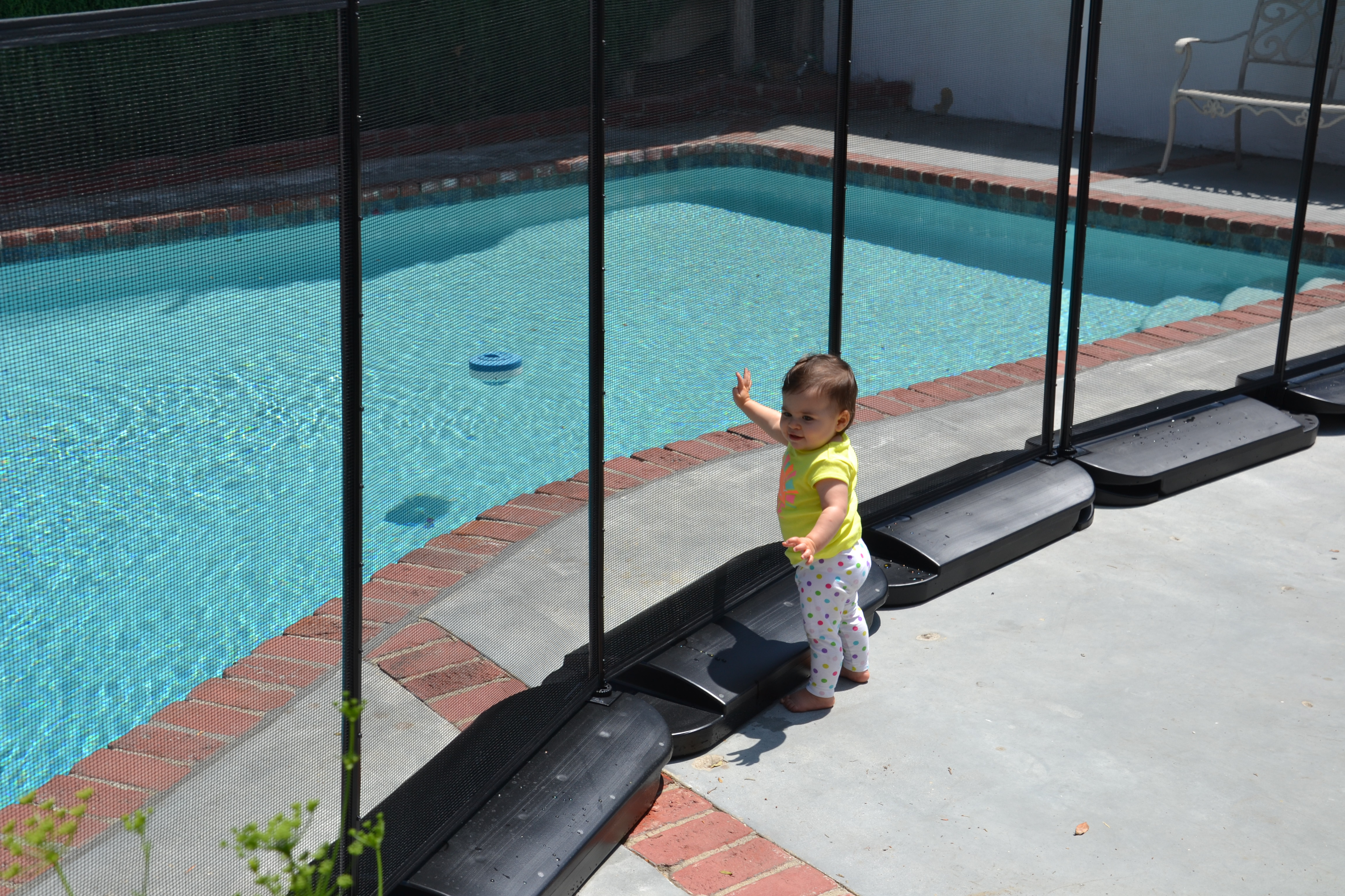 Temporary Pool Fences Childguard Diy Pool Fence inside size 4608 X 3072