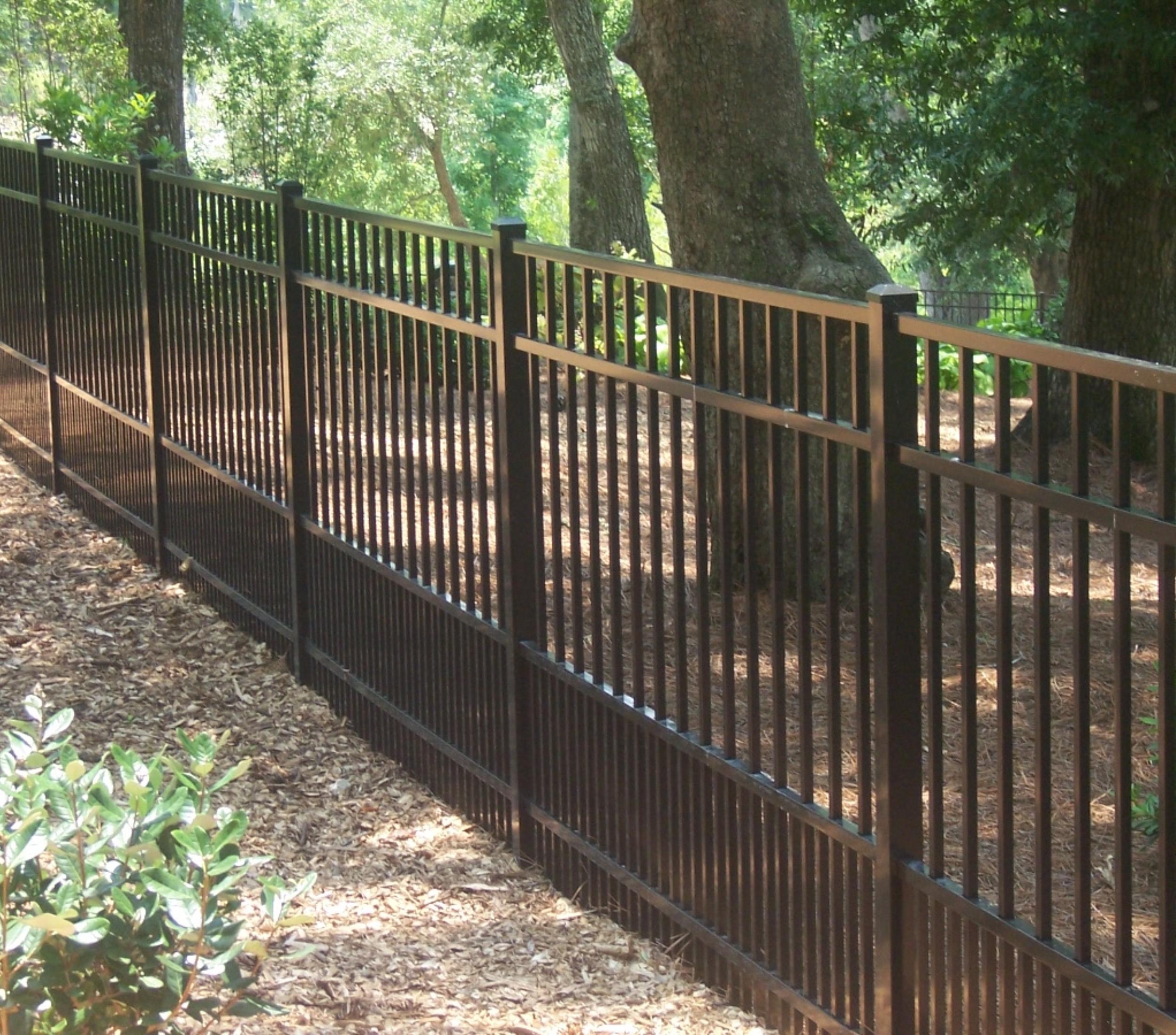 Aluminum Pool Fence Panels Fence Ideas Site