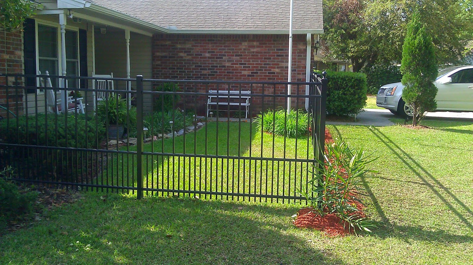 Town Country Fences Llc Save The View Contain The Dog With intended for size 1600 X 898