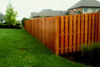 Types Of Wood Fences For Backyard Outdoor Goods Throughout within sizing 1024 X 768
