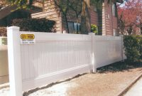 Vinyl Fences And Gates Seattle Lynnwood Everett Kirkland regarding size 3282 X 2329
