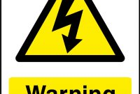 Warning Electric Fence Sign Health And Safety Signs with regard to sizing 850 X 1134