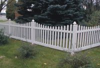 White Plastic Fence Cole Papers Design Secure Birdhouses For with regard to proportions 1210 X 907